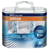 OSRAM H11 COOL BLUE INTENSE - DUO BOX